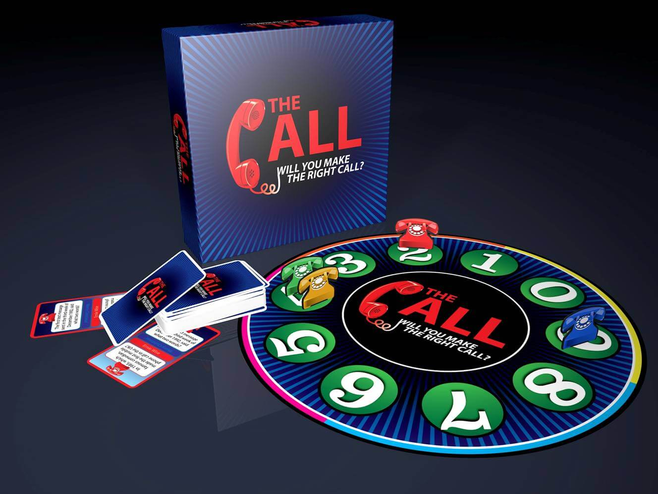 THE CALL® OFFICIAL BOARD GAME (1)